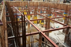 Twin Ridge foundation & basement
